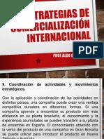 Comercializacion Internacional - 03 Estrategias de Comercializacion Internacional