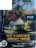 Keys to Successful Landscape Painting
