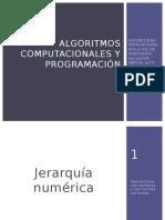 Algoritmos Computacionales y Programación
