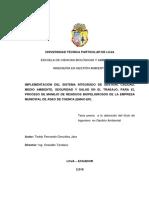 IMPLEMENTACION DEL SISTEMA INTEGRADO DE GESTION%2c CALIDAD%2c MEDIO AMBIENTE%2c SEGURIDAD Y SALUD EN EL.pdf