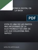 Electronica Digital en La Nasa