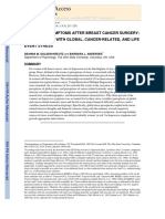 Depressive Symptoms After Breast Cancer Surgery Relationships With Global, Cancer-related, And Life Event StressGOLDEN Y ANDERSEN