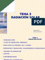 Tema3 Radiacion Solar