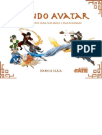 Mundo Avatar Fate V1.0 Print Friendly