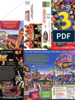 Toy Story 3 - El Capitan Theatre and Fun Zone