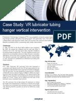 Case Study VR Lubricator Tool