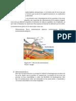 Meteorización definicion y tipos