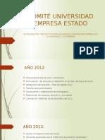 Comité Universidad Empresa Estado del Meta