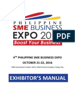Phils Me Expo Manual