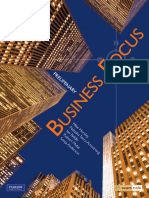 Business Focus Pearson