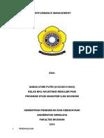 7. Peformance Management