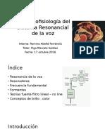 anatomofisiologia del sistema resonancial