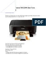 Kode Error Canon MG2200 dan Cara Mengatasinya.docx