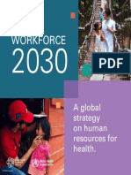 health Workforce WHO 2030