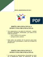 Diseño y Estructura Organizacional.ppt