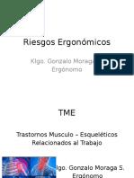 Riesgos Ergonomicos