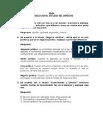 Guía Introducción Al Derecho