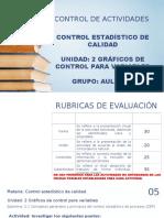 2 Control de Actividades CEC2016 203 06