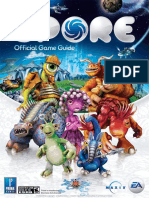 Spore Walkthrough Guide