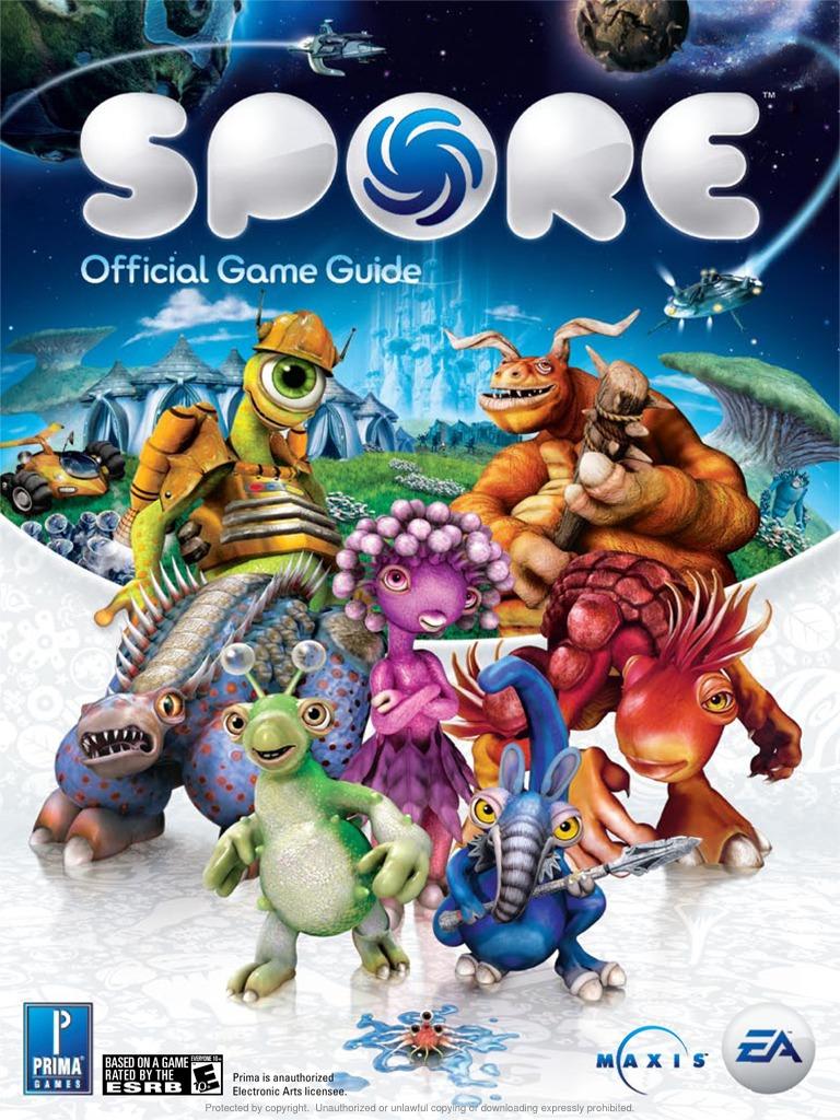 Spore Walkthrough Guide
