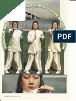 Hidden Secrets Within Wing Tzu Ns First Form