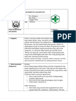 Sop Rhinitis Vasomotor (Tabel)