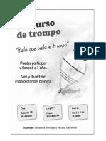 Afiche Del Trompo