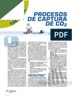 Procesos de Captura de CO2