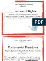 simplified version of the canadian charter of rights and freedoms