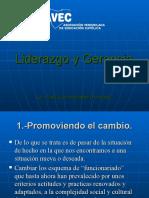 [PD] Presentaciones - Liderazgo y Gerencia