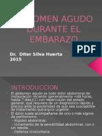 ABDOMEN AGUDO DURANTE EL EMBARAZO.pptx