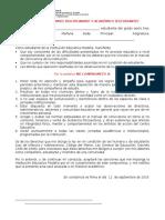 Acta Compromiso Estudiante - Acudiente 2016