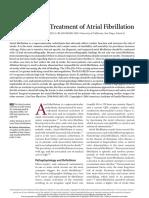 Dx y Tto Fibrilacion Auricular