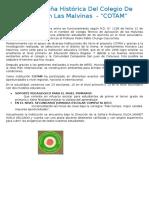 BREVE RESEÑA HISTORICA DEL COLEGIO DE APLICACIÓN LAS MALVINAS.docx