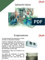01 Evaporador, MSS y TEV