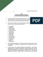 Proyección Precio Del Cobre - DIPRES