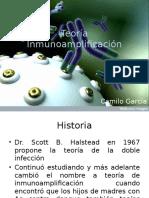 Teoría Inmunoamplificación