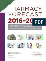 pharmacy forecast 2016 bookmarked
