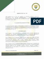 ORDENANZA 734 POLITICA AGROPECUARIO CALDAS.pdf