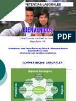 Competencias Laborales 2006