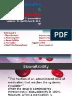 Bioavailability azlin