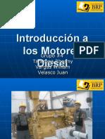 Introduccion a Los Motores Diesel