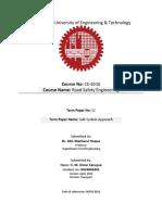 Pavement Design Software