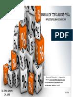 Manual Contabilidad Fiscal 2016 v.4.2 por Lic. Alexis Santana