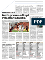 Il Tirreno Pontedera 19-10-2016 - Calcio Lega Pro