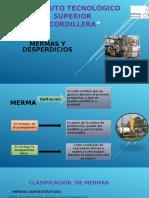 Mermas y Desperdicios Expo