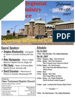 Atlantic Prison Conference