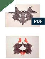 Pranchas Rorschach