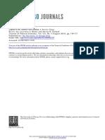 Blume Durlauf - Capital Review