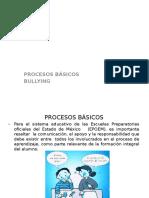 PROCESOS BASICOS-BULLYNG